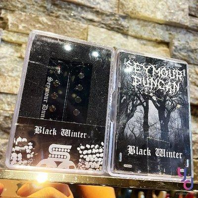 分期免運 美國製造 Seymour Duncan Black Winter HB 電吉他 拾音器 改裝 升級