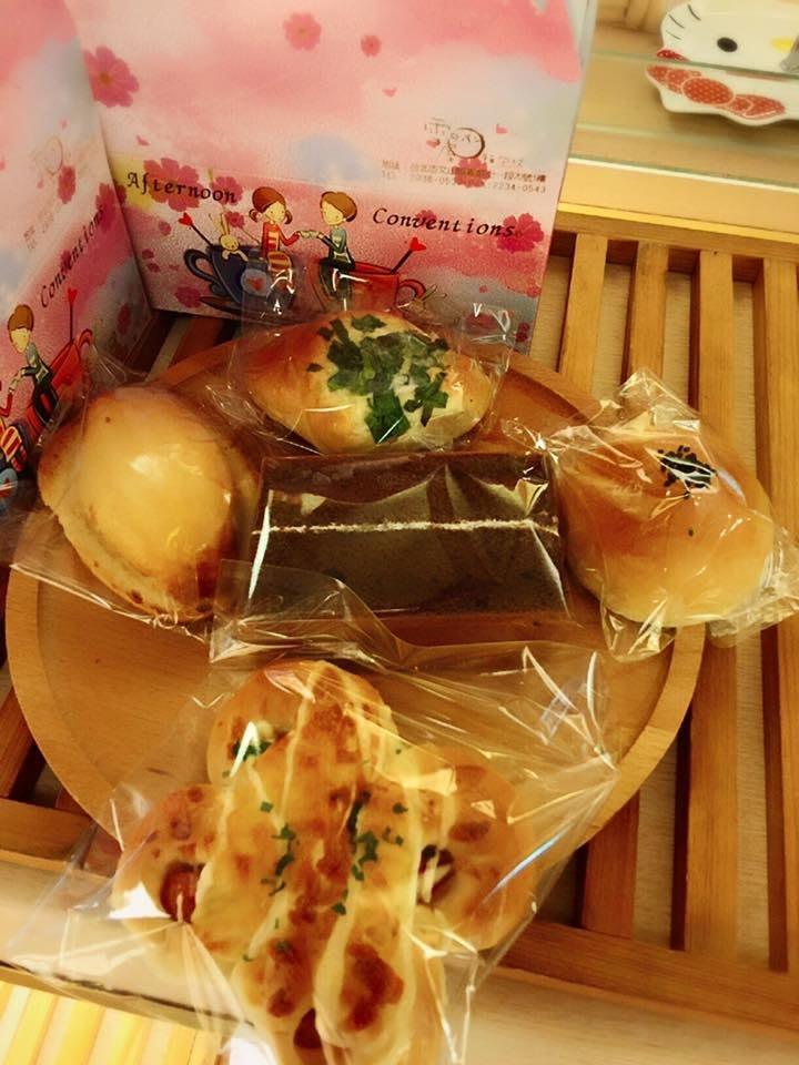 ❤ 雪屋麵包坊 ❥ 餐盒款式 ❥ 80元餐盒 ❥ G 款 20160226