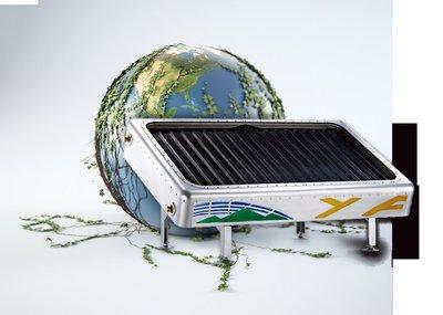 [DIY]伍賀太陽能熱水器YF-168跨世代超智慧型太陽能熱水器
