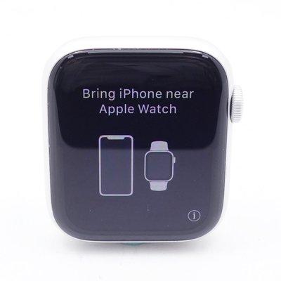 【台中青蘋果】Apple Watch Series 5 44mm 銀色鋁框 NIKE運動錶帶 LTE #54001