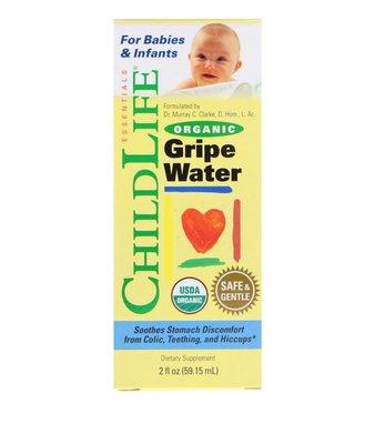 美國直郵現貨 Childlife 有機腹痛水,2液盎司,59.15毫升 新北市
