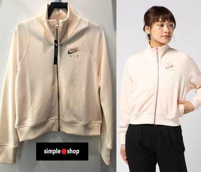 【Simple Shop】NIKE AIR N98 JACKET 短版 運動外套 粉 玫瑰金 女 932056-838