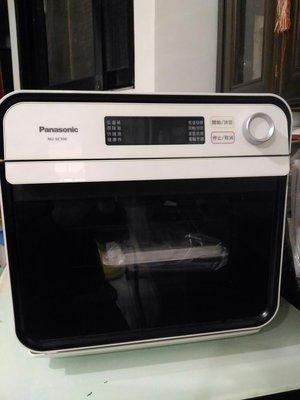 二手 Panasonic 國際牌 蒸氣烘烤爐 (NU-SC100)含料理書