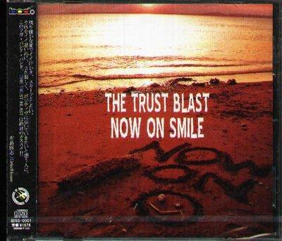 K - HTE TRUST BLAST - NOW ON SMILE - 日版 - NEW