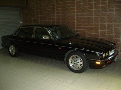1997年 英國 美洲虎/捷豹 Jaguar Sovereign 3.2 LWB (長軸版) 集團總裁座駕_經典古董名車