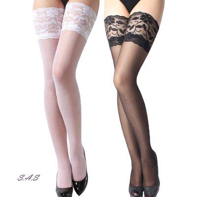 蕾絲網紗大腿襪 角色扮演服 情趣內衣 ...