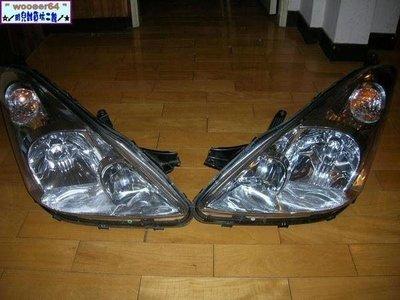 TOYOTA/ 豐田 WISH 05~06年 HID 原廠大燈【總成件】或【空殼件】