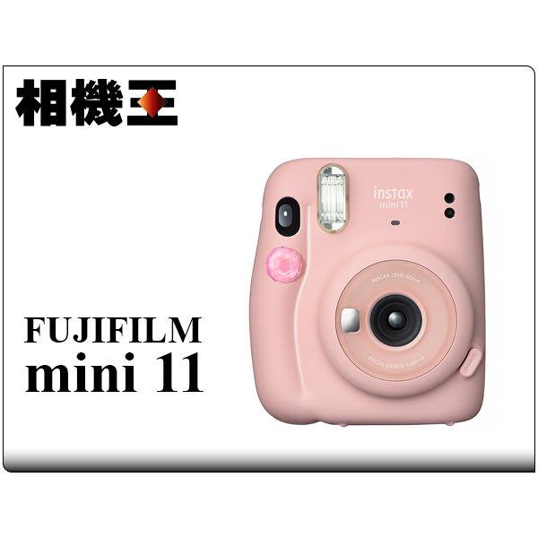 ☆相機王☆Fujifilm Instax Mini 11 緋櫻粉 拍立得相機 公司貨 (2)