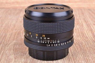 【台中品光攝影】 CONTAX Carl Zeiss 蔡司Planar T* 50mm F1.4 AEJ #33140J