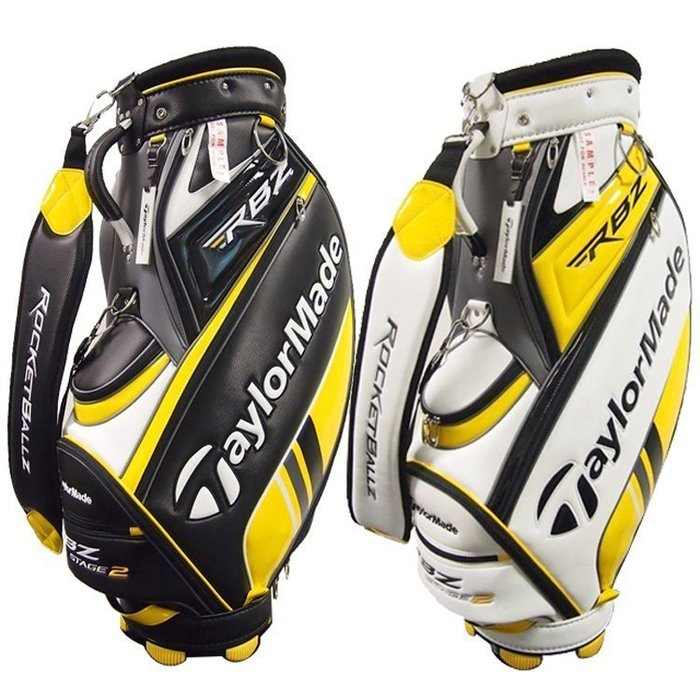 【易發生活館】新品泰勒梅 高爾夫 男士球袋 Taylormade RBZ 高爾夫球包 高爾夫球用具 桿包球包 送朋友禮物