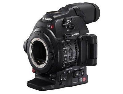 「分期0利率」Canon CINEMA EOS C100 Mark II Body 公司貨【全新品】C100II 電影級數位攝影機 單機身 BG674