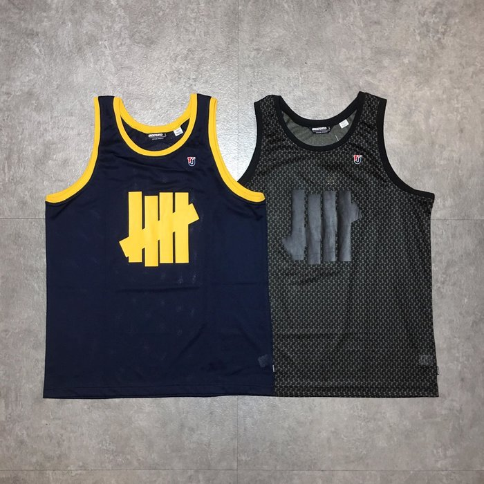 【Faithful】Undefeated STRIKE TANK TOP LOGO【UNDFTD_TEE17】兩色 背心