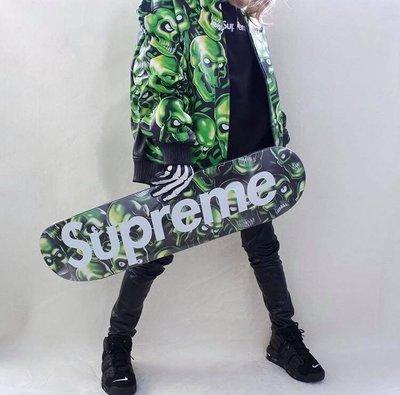 ☆AirRoom☆【現貨】2018SS SUPREME Skull Pile Skateboard 開季 滑板 骷髏頭