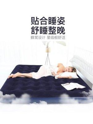戶外充氣床雙人家用帳篷氣墊床墊折疊懶人便攜式自動簡易單人沖氣T