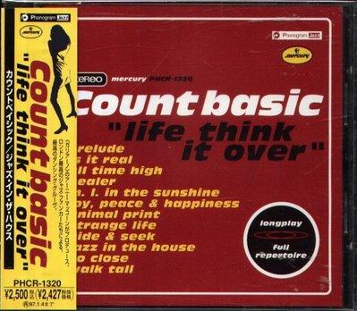 八八 - Count Basic - Life Think It Over - JAZZ IN THE HOU - 日版