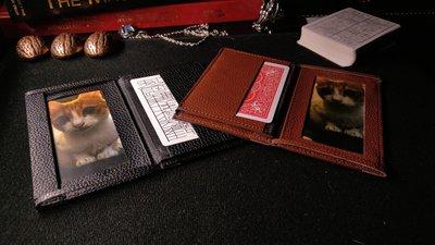[魔術魂道具Shop]預購~魔術魂原創~超自然皮夾~Super Natural Swap Wallet by Hondo