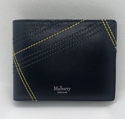 Mulberry 6 card wallet UK