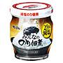 +東瀛go+ 磯jiman 佃煮海苔醬 25%減鹽 玻璃罐裝 145g 日本國產海苔使用 好下飯 日本原裝 配飯食品