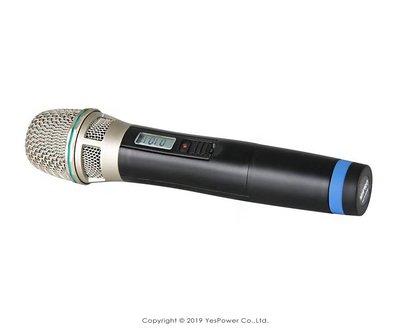 ACT-32HR MIPRO 原廠UHF可調音量變頻無線麥克風/訂製品下標後請提供頻率相關資料