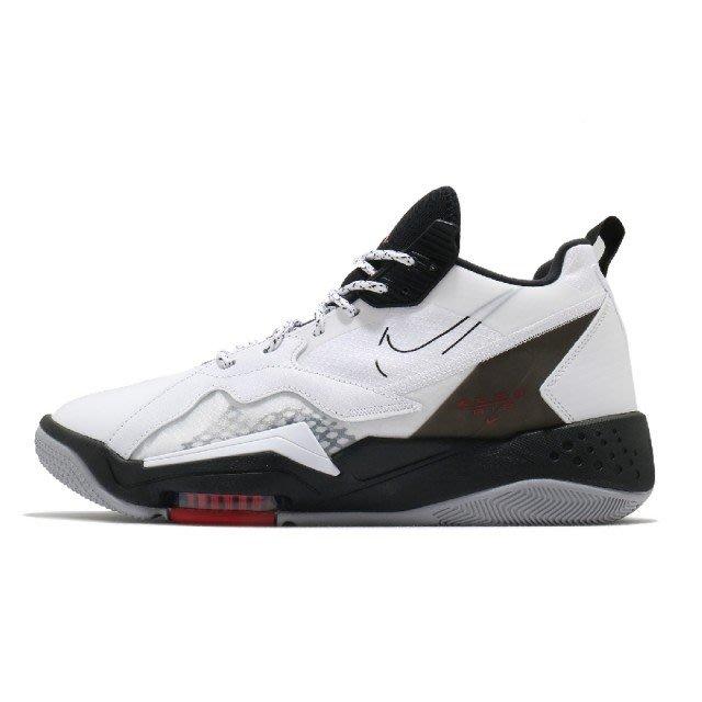 [飛董] NIKE JORDAN ZOOM 92 籃球鞋 男鞋 CK9183-106 白