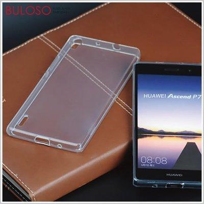 《不囉唆》Huawei-P7超薄全透點紋軟質保護殼 TPU透明/軟質手機套/手機殼(不挑色/款)【A285629】