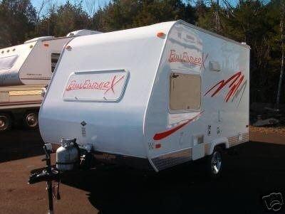 2008年Travel TrailersCikira 13 SLE全新美國原廠 13尺 合法領牌小牌可拉 露營車 露營拖車