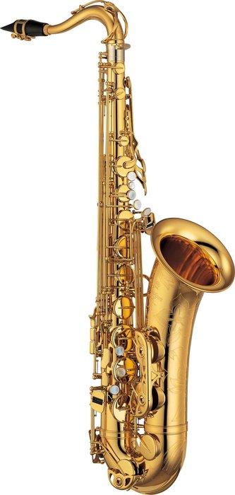 造韻樂器音響- JU-MUSIC - 全新 YAMAHA YTS-875EX 次中音薩克斯風 Tenor Sax
