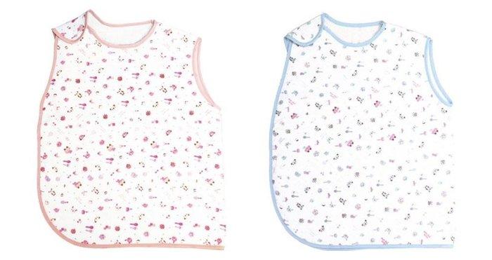【東京速購】日本製 100%純棉 透氣 新生兒 嬰兒 防踢被 被子 (兩款)
