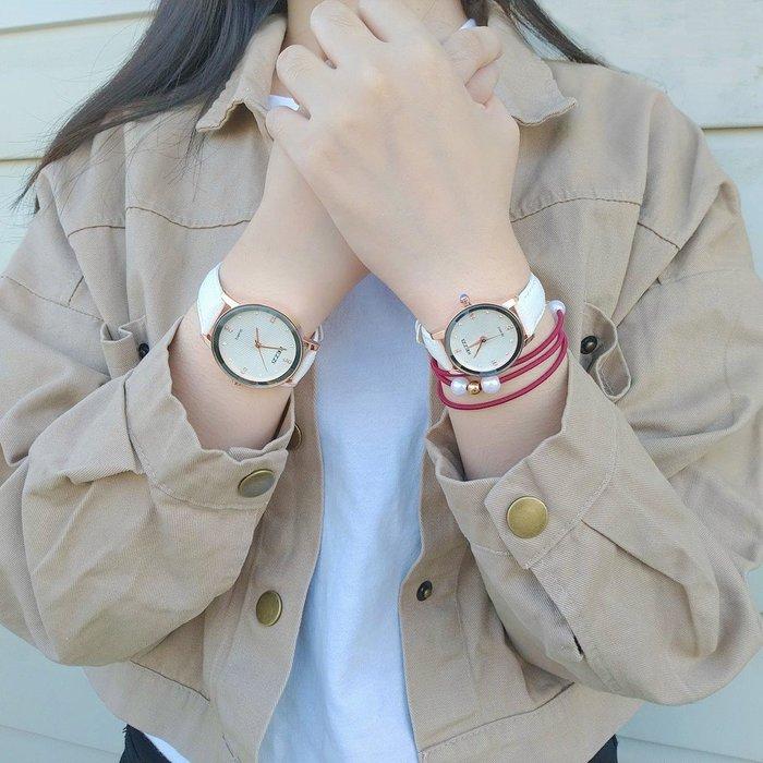 【KEZZI】經緯度鐘錶人氣錶款 閃亮鑽石立體切割鏡面 文青時尚 日本機芯 台灣授權保證正品【↘加贈電池】K1552G