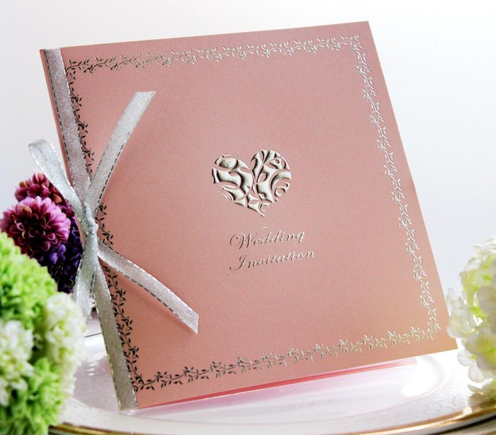『潘朵菈精緻婚卡』※簡約時尚創意婚卡※【SP系列15元喜帖】喜帖編號:SP-4220