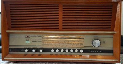 grundig收音機