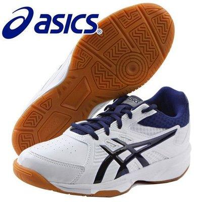 運動GO~ ASICS 亞瑟士 BADMINTON 排球鞋 羽球鞋 膠底 男女款 1071A003-100