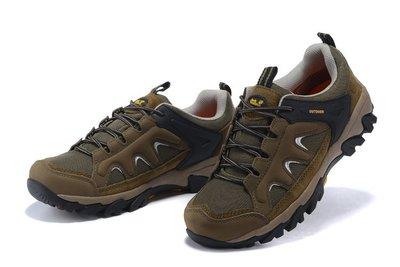 Jack Wolfskin狼爪戶外運動鞋 防水登山鞋徒步工作鞋 飛狼低幫休閒鞋 頭層全牛皮四季男鞋9006款39-44碼
