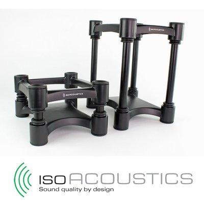 [ 反拍樂器 ] IsoAcoustics L8R155 喇叭架 ISO-155 一對 七吋(含)以下喇叭適用