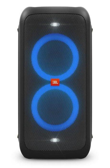 【阿嚕咪電器行】JBL 便攜式派對燈光藍牙喇叭  PartyBox 100(公司貨)