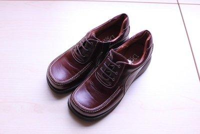 DESIRE 皮鞋 女生 36號 褐色 深咖啡色 女鞋 休閒鞋 學生鞋 購至信義區 新光三越 專櫃 原價2500