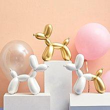 〖洋碼頭〗北歐創意氣球狗擺件家居飾品酒櫃客廳電視櫃桌面擺設個性小工藝品 fjs789