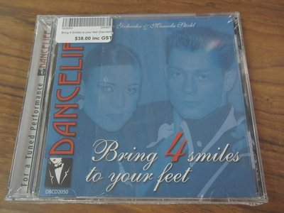 ◎MWM◎【二手CD】Dancelife- Bring 4 Smiles To Your Feet 未拆封