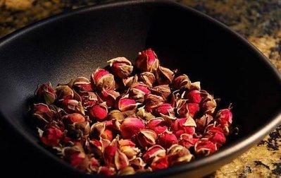 【點點夢工坊】雲南野生金邊玫瑰 玫瑰花 散裝花草茶(100g)花茶批發