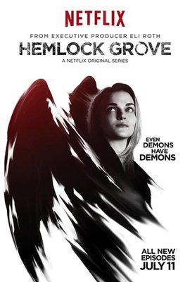 【藍光電影】鐵杉樹叢 第二季 2碟 Hemlock Grove Season 2 (2014) 豆瓣7.4