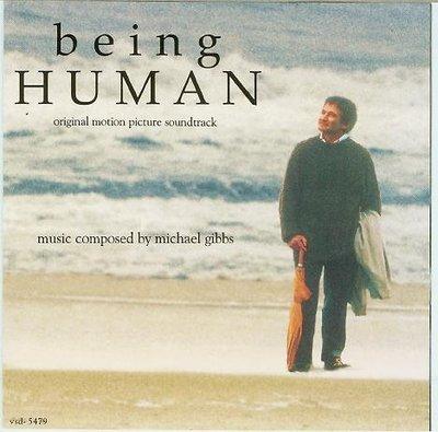 "[原聲帶-B]-""Being Human""- Michael Gibbs,美版(41)"
