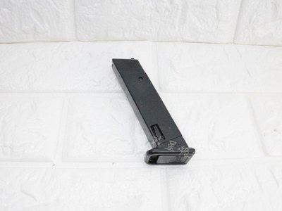 台南 武星級 KWC G17 空氣槍 彈匣 ( KWC KA12 GLOCK 手槍 克拉克BB槍BB彈彈夾玩具槍短槍模型 台南市
