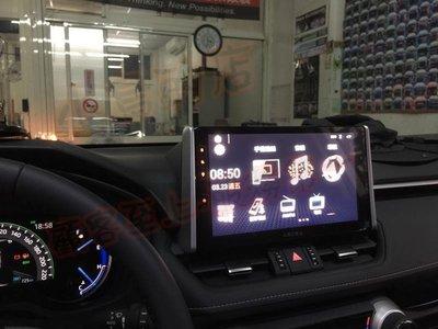 (小鳥的店)豐田 2019-2020 5代 RAV4 音響主機 安卓飛鳥影音 聯網 導航 保固三年 沿用原廠環景 胎壓