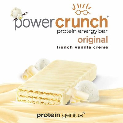 【Sunny Buy】◎預購◎ Power Crunch 能量棒 法國香草口味 12入
