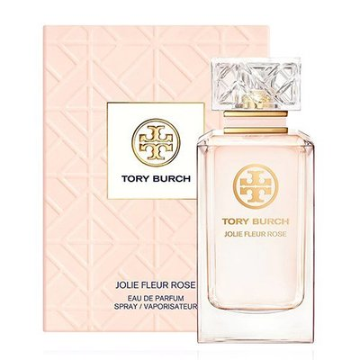 ☆MOMO小屋☆ Tory Burch Jolie Fleur Rose 胭脂玫瑰 女性淡香精 100ml