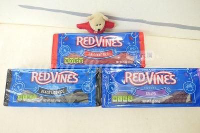 【Sunny Buy】◎現貨+預購◎ RED VINES 141g 蠟燭糖 吸管糖 不含反式脂肪素食 Twizzlers