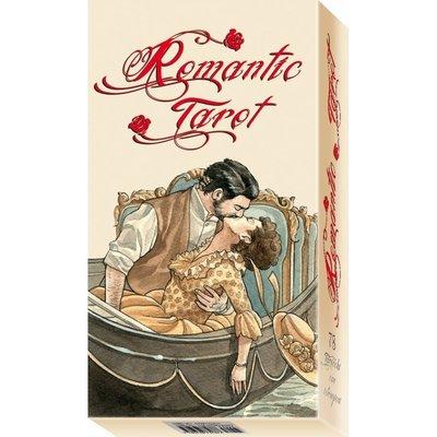 【預馨緣塔羅鋪】現貨正版羅曼蒂克塔羅Romantic Tarot (歐風貴族繪畫風格)(78張)