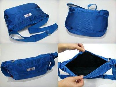 【菲歐娜】5440-1-(特價拍品)CHENG MEI尼龍料點點布斜背包(藍)1365 台中市