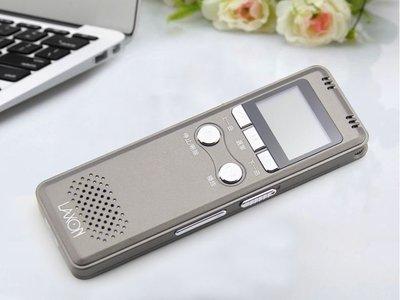 LAXON (8G)高規格專業錄音筆 DVR-A1000
