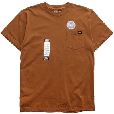 【風城正品】DICKIES HEAVYWEIGHT T 15色 駝色 美線 男女 重磅 口袋 短T WS450BD